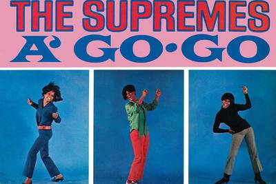 55 Years Ago: Supremes Are First Woman Group to Hit No. 1 With LP
