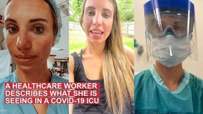 Inside a COVID-19 ICU Unit