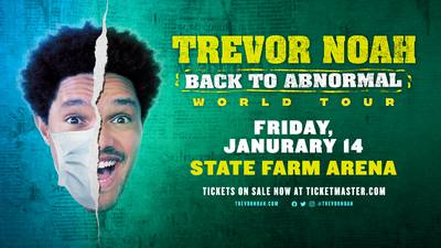 Your Chance to Win Tickets to Trevor Noah LIVE!