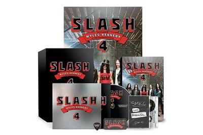 Slash Announces New Album '4': See Release Date, Track Listing