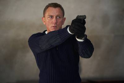 Who will be the next James Bond? Producer says search won't start until 2022