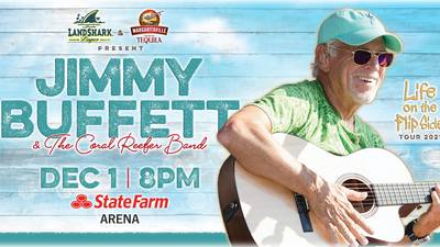 Win Before You Buy! Jimmy Buffet and the Coral Reefer Band