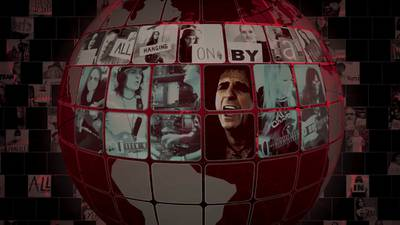Alice Cooper debuts inspirational song 'Don't Give Up' amid the COVID-19 pandemic