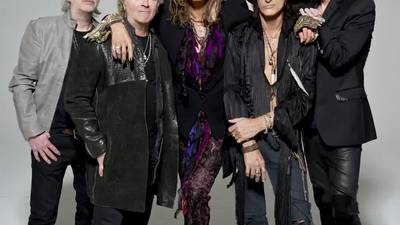 Today in Rock History: Aerosmith's Get a Grip