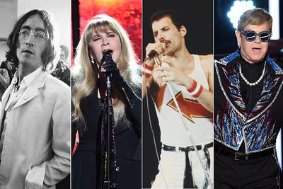 Classic Artists Dominate Rock Streaming at 2020 Midway Point