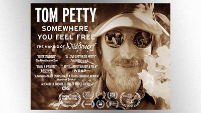 New Tom Petty documentary to get theatrical release in October, and to premiere on YouTube later in 2021