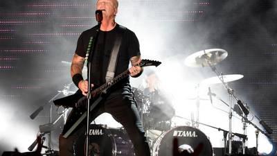 Metallica Tops Biggest Earners
