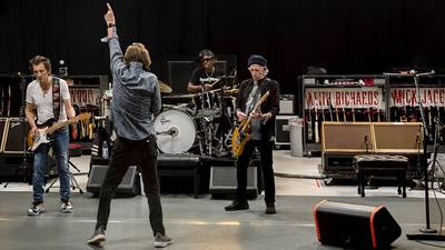 The Rolling Stones share details about new US tour, which kicks off this Sunday