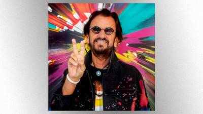 """Ringo Starr releases video for his cover of """"Rock Around the Clock,"""" featuring Joe Walsh"""