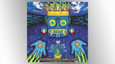 """Hear Santana and Steve Winwood team up for a cover of """"A Whiter Shade of Pale"""""""